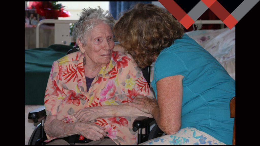 Последняя стадия деменции перед смертью